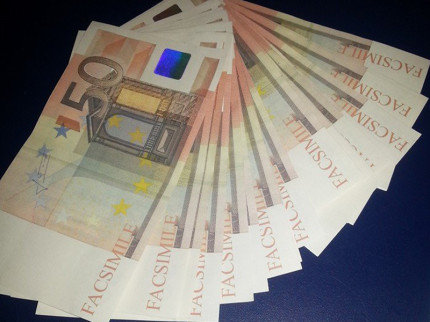 "banconote false ""spese"" a Marotta"