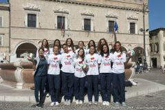 presentazione Volley Pesaro