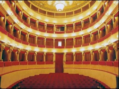 Urbino, teatro R.Sanzio