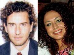 L'avvocato veronese Vittorio Ciccolini e l'estetista di Pergola Lucia Bellucci