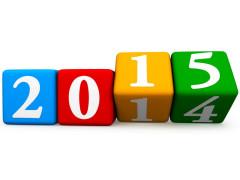 Buon Anno 2015 ai nostri lettori