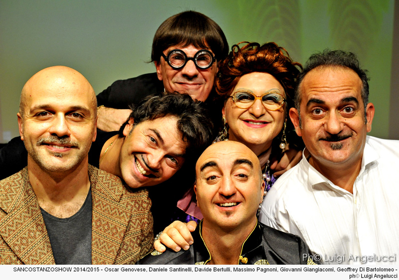 San Costanzo Show: ph Luigi Angelucci