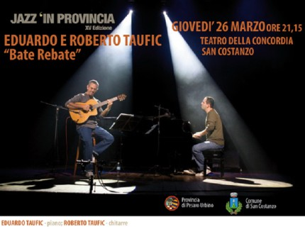 Jazz 'in Provincia-Bate Rebate