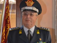 Il Generale della Guardia di Finanza Flavio Zanini
