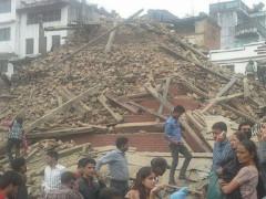 Terremoto in Nepal il 25 aprile 2015