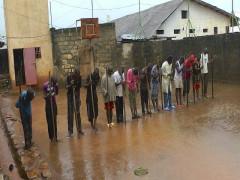 Teatro, Detenuti Camerun