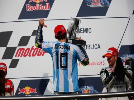 Valentino Rossi, GP Argentina