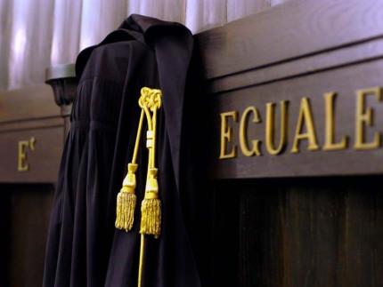Tribunale, processo, udienza, giudice
