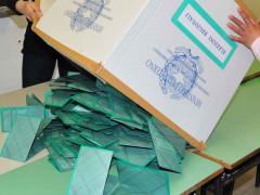 Elezioni regionali: spoglio dei voti, schede elettorali, scrutinio