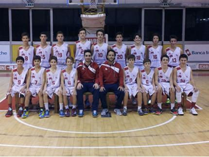 Vuelle Pesaro-Under 14