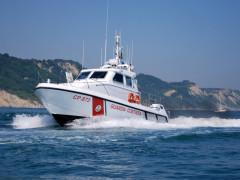 Motovedetta della Guardia Costiera di Pesaro