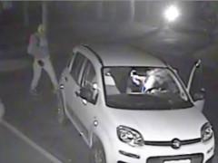 Auto rubata ritrovata a Sassocorvaro