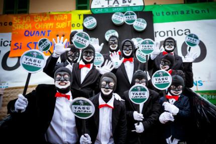 Palchi mascherati Foto Wilson_Santinelli