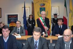 Inaugurazione del nuovo reparto per la Residenza sanitaria assistenziale per anziani Bartolini di Mondolfo