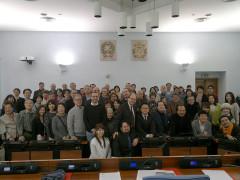 Presentazione del concerto dell'orchestra sinfonica Rossini di Pesaro e del brano Hanami