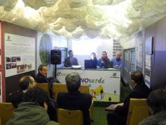 Conferenza di presentazione dell'iniziativa Treno Verde di Legambiente e Ferrovie dello Stato a Pesaro