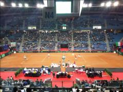 Coppa Davis a Pesaro