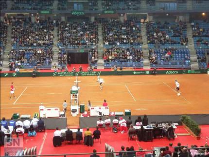 Tennis: Seppi-Delbonis aprirà la sfida di Coppa Davis tra Italia e Argentina