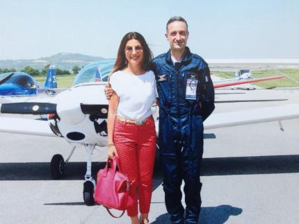 Davide Cecchini e Margherita Pedinelli