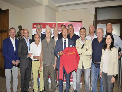 Butangas sponsor Vuelle Pesaro