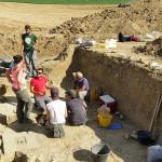 Campagna di scavi nelle Terre di Suasa, ripartite le ricerche anche a San Lorenzo in Campo