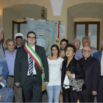 Consegna benemerenze a San Lorenzo in Campo