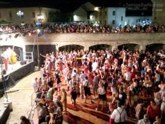 Il popolo del Summer Jamboree ha invaso i giardini della Rocca roveresca di Senigallia
