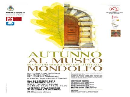 Autunno al museo a Mondolfo