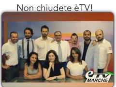 Crisi E' Tv Marche