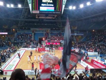 Vuelle Pesaro, Adriatic Arena