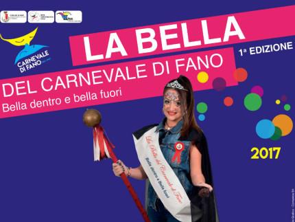Concorso bellezza Carnevale di Fano