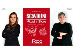 Annalaura Levantesi e Sara Salvoni: show-cooking allo Scavolini Store di Urbino