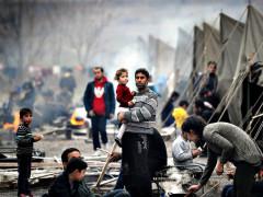 Migranti sulla rotta dei Balcani
