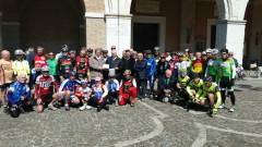 cicloamatori da tutta Europa accolti a Fano