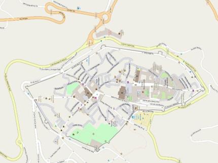 Percorso Mille Miglia di Urbino