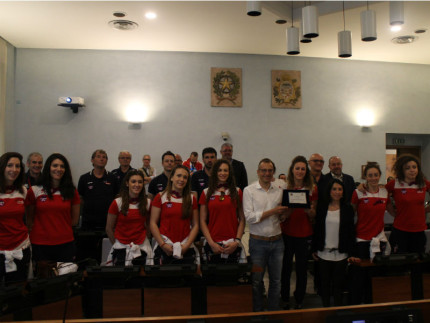 Volley Pesaro promossa in serie A1