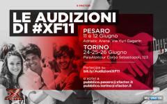 X Factor 11 a Pesaro