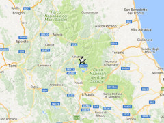 Terremoto 22 luglio