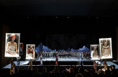 Il Coro Ventidio Basso porta alto il nome di Ascoli Piceno al Rossini Opera Festival