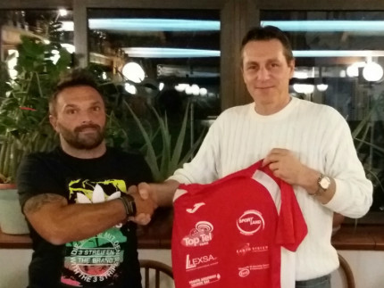 Stefano Zengarini e Giancarlo Bellucci