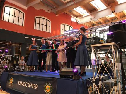 Inaugurazione Fanocenter