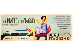 Degu-Stazione: la nuova food court di Fanocenter