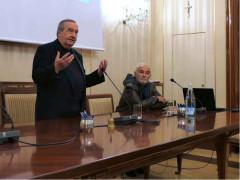 Mostra di Enzo Carli a Pesaro