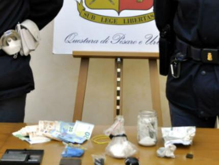 Droga sequestrata a Pesaro