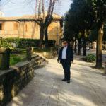 Viale Margherita a San Lorenzo in Campo