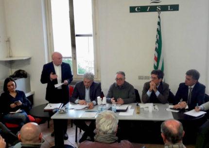 Elezioni 2018: Cisl incontra i candidati del collegio Marche Nord