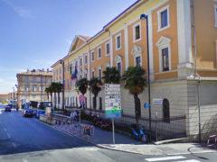 Gli uffici comunali di viale Trieste, a Macerata