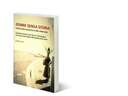 """""""Donne senza storia"""", copertina libro"""