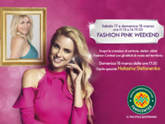 Fashion Pink Weekend al Fanocenter