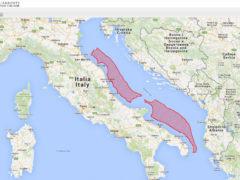 Trivellazioni in Adriatico